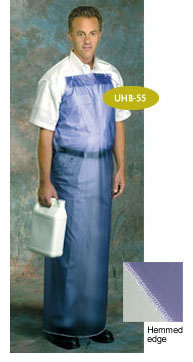 Vinyl Aprons Disposable Cleanroom Apparel Innotech Nci