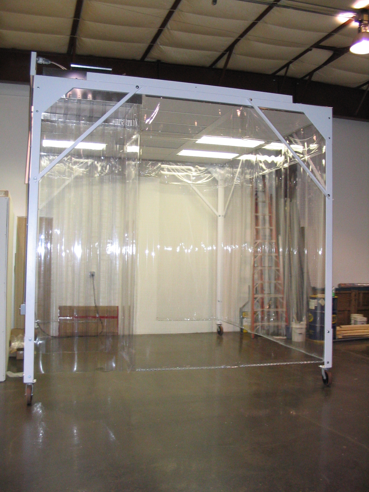 Softwall Cleanrooms Laminar Flow Cleanrooms